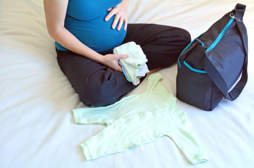 bagajul gravidei