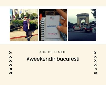weekend in bucuresti