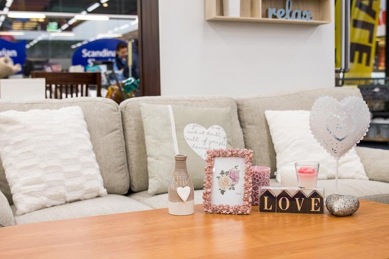 coltul dragostei in casa