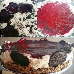 cheesecake fara coacere asamblare