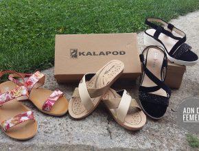 sandale de pe Kalapod