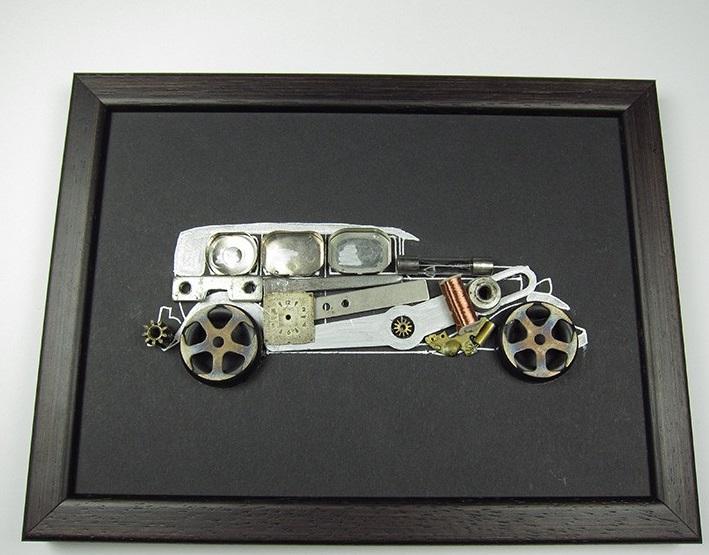 Tablou-Steampunk-Handmade